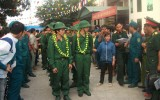 Công tác chuẩn bị giao quân ở huyện Bàu Bàng: Chu đáo, chặt chẽ