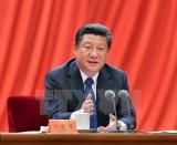 Chủ tịch Trung Quốc Tập Cận Binh công bố học thuyết chính trị mới