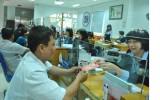 Hoạt động sau tết của các ngân hàng trên địa bàn tỉnh: Nhộn nhịp, khẩn trương