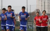 U23 Việt Nam sẽ tập huấn tại Bình Dương