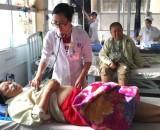 Nữ bác sĩ trẻ nhiệt huyết