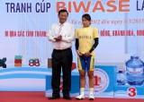 Khai mạc giải xe đạp nữ quốc tế Bình Dương - cúp Biwase 2015
