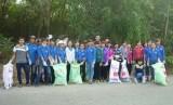 Xã Đất Cuốc (huyện Bắc Tân Uyên): Ra quân thực hiện công trình thanh niên