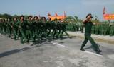 Quân đoàn 4: Ra quân huấn luyện năm 2015