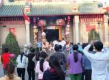 Lễ hội chùa Bà Thiên Hậu: Sẵn sàng cho ngày lễ chính