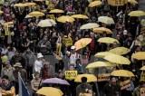 Cảnh sát Hong Kong bắt 33 người biểu tình trong các cuộc đụng độ