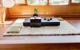 Bàn kiểu Nhật giữa không gian hiện đại