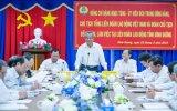 Chủ tịch Tổng Liên đoàn Lao động Việt Nam làm việc tại Bình Dương