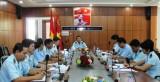 Đảng bộ Cục Hải quan Bình Dương họp thống nhất công tác chuẩn bị đại hội Đảng