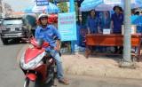 Ra mắt đội xe ôm phục vụ miễn phí du khách viếng chùa Bà