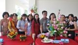 Hội LHPN TX.Thuận An: Tổ chức hội thi tỉa rau củ quả, cắm hoa nghệ thuật