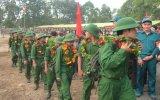 Huyện Phú Giáo: Chuẩn bị chu đáo cho Ngày hội tòng quân