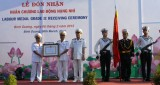 Công ty TNHH MTV ICD Tân Cảng Sóng Thần: Đón nhận Huân chương Lao động hạng Nhì