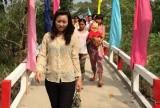 Nữ doanh nhân Trần Thị Mỹ Hân: Kiên trì mới thành công