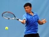 Chịu thua tay vợt trẻ số 1 Nhật Bản, Lý Hoàng Nam giành HCB
