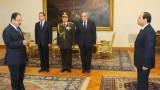 Bộ trưởng Nội vụ Ai Cập thay thế hàng loạt quan chức an ninh cấp cao