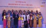 Vinh danh 65 doanh nhân nữ ASEAN tiêu biểu