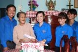 Thị xã Bến Cát tổ chức lễ khởi động Tháng Thanh niên