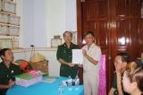 Trao nhà tình nghĩa cho cựu chiến sĩ Trường Sơn