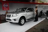 Nissan NP300 Navara có giá từ 645 triệu