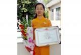 Gặp nữ bác sĩ được nhận giải thưởng Hải Thượng Lãn Ông