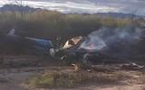 2 máy bay trực thăng Argentina đâm nhau làm 10 người thiệt mạng