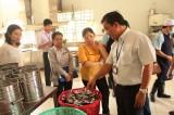 Thanh tra đột xuất các trường sử dụng dịch vụ cung cấp thực phẩm và suất ăn của Công ty TNHH MTV Phú Nhật Hào