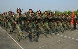 Trung tướng Nguyễn Quốc Khánh kiểm tra công tác chuẩn bị phục vụ lễ kỷ niệm 40 năm ngày giải phóng hoàn toàn miền Nam