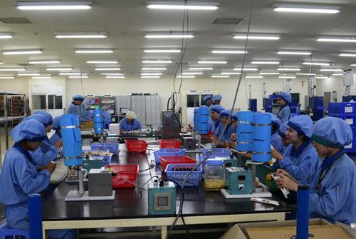 Bình Dương thu hút vốn FDI hiệu quả