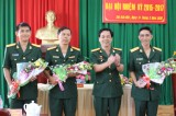 Đảng bộ Phòng Hậu Cần, Đảng bộ Quân sự tỉnh: Sẵn sàng cho đại hội