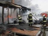Không có người Việt nào thiệt mạng trong vụ cháy chợ ở Nga