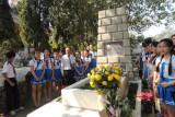 Giáo dục truyền thống qua một lễ kỷ niệm