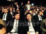 Đoàn Việt Nam tham dự Hội nghị Phát triển Kinh tế Ai Cập