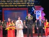 Tôn vinh 100 doanh nghiệp đạt giải thưởng thương hiệu Việt