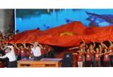 Diễn giả không chân không tay trở lại Việt Nam