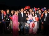 Thủ tướng Nguyễn Tấn Dũng bắt đầu chuyến thăm chính thức Australia