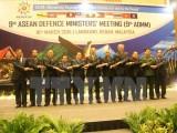 Kết thúc Hội nghị Bộ trưởng Quốc phòng ASEAN lần thứ 9