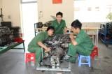Trường Trung cấp nghề số 22, Bộ Quốc phòng: Điểm tựa cho bộ đội xuất ngũ lập thân, lập nghiệp