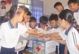 Giáo dục tình yêu thương bằng việc làm có ý nghĩa