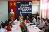 Hội nghị triển khai dự án Choices năm 2015