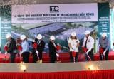 Khởi công xây dựng nhà máy sản xuất dược phẩm tại KCN VSIP II A