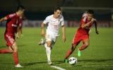 B.Bình Dương thua trận thứ ba liên tiếp ở đấu trường Châu lục