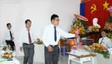 Đảng bộ Các cơ quan khối Đảng - đoàn thể huyện Bàu Bàng nhiệm kỳ 2015-2020: Nghiêm túc, dân chủ