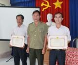 Trung tâm Văn hóa – Điện ảnh tỉnh được khen thưởng về bảo vệ an ninh Tổ quốc