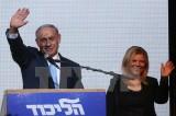Bầu cử Israel: Đảng của Thủ tướng Netanyahu giành chiến thắng