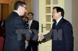 Việt Nam mong muốn các doanh nghiệp Hoa Kỳ tăng đầu tư