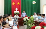 Đồng chí Nguyễn Hữu Từ, Phó Bí thư Tỉnh ủy: Đảng bộ TX.Thuận An phải chuẩn bị chu đáo cho đại hội điểm