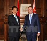 Việt Nam-New Zealand hướng tới quan hệ đối tác chiến lược