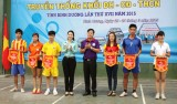 Khai mạc Giải bóng chuyền truyền thống khối đại học-cao đẳng-trung học chuyên nghiệp