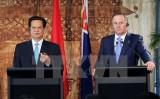 Mốc mới trong quan hệ hợp tác Việt Nam với Australia, New Zealand